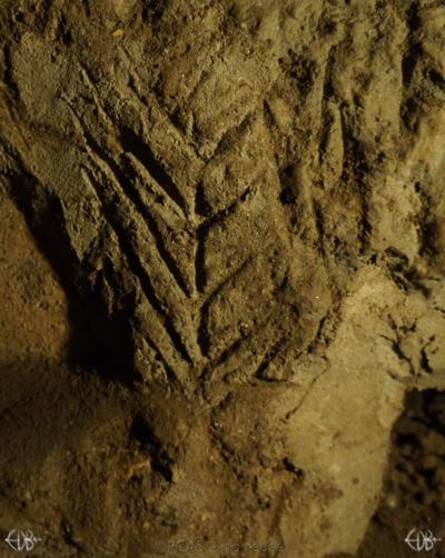 Inscription from Rome, Coem. s.Agnetis - ICVR VIII, 21584.f