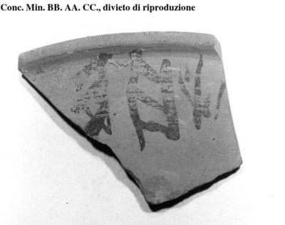 Inscription from Veii