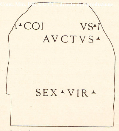 Inscription from Faesulae