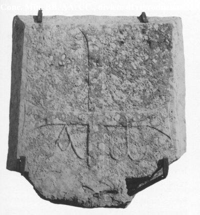 Inscription from Vallis Athesis supra Tridentum