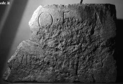 Inscription from Volcei