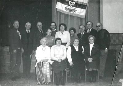 LTPKS Biržų skyriaus taryba. 1992