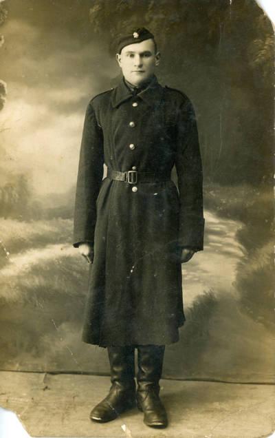 Vinokuras. Bolys Sabaitis. 1927