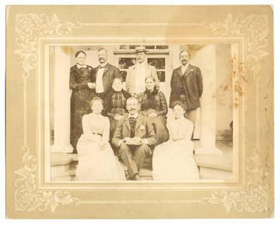 Nežinomas fotografas. Grupinė fotografija. 1925