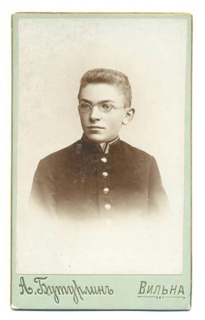A. Buturlin. Vaikino portretas. 1925