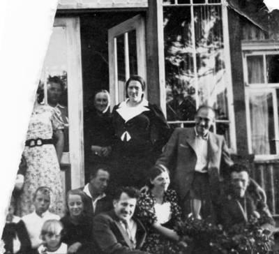 Nežinomas fotografas. Mačerniai, Straupiai, Pabarčiai ir Korza Šarnelėje. 1938