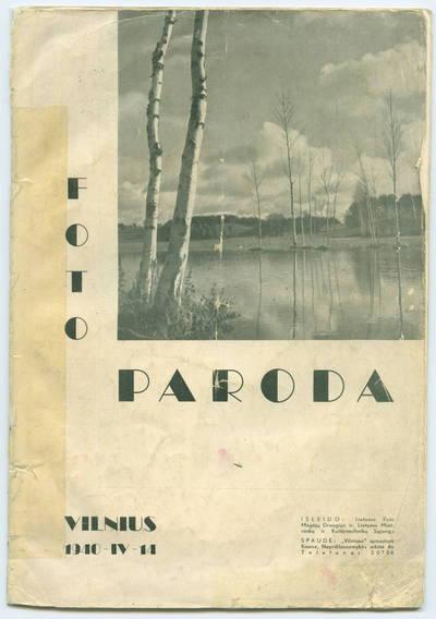 Foto paroda. - 1940