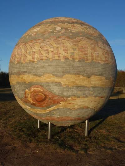 Kęstutis Musteikis. Planetos modelis (Jupiteris)
