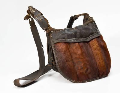 Krepšys medžioklės reikmenims nešioti