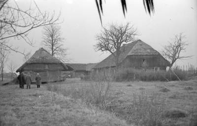 "Algirdas Kubilius. Fotonegatyvas ""Sodyba"". 1966-08-19"