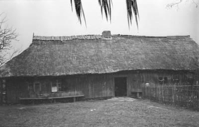 "Algirdas Kubilius. Fotonegatyvas ""Troba"". 1966-08-19"