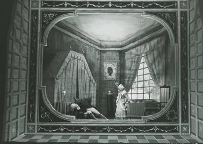 Operos spektaklios nuotrauka