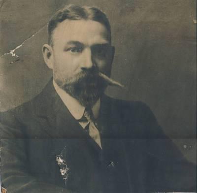 Nežinomas fotografas. Steponas Buivydas. 1925