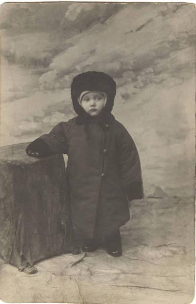 Nežinomas fotografas. Stasys Žukauskas. 1916