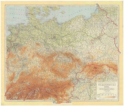 Neubertova podrobná místopisná mapa