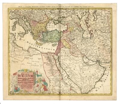 Imperium Turcicum in Europa, Asia et Africa regiones proprias tributarias clientelares :