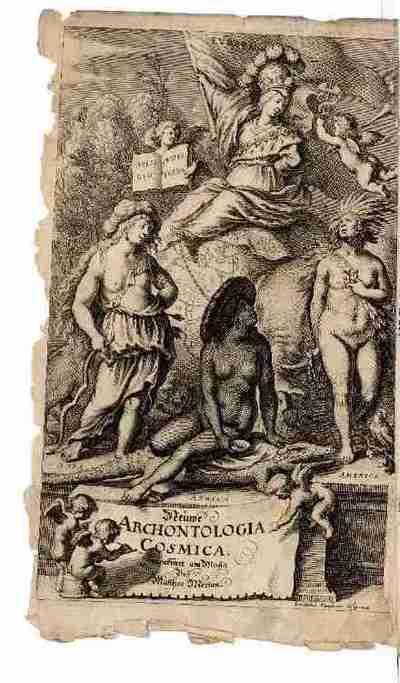 Newe Archontologia Cosmica, Das ist, Beschreibung aller Kayserthumben, Königreichen und Republicken der gantzen Welt, die keinen Höhern erkennen : ... Vom Anfang biß auff unsere Zeit, das Jahr Christi 1646. zusammen gelesen ...