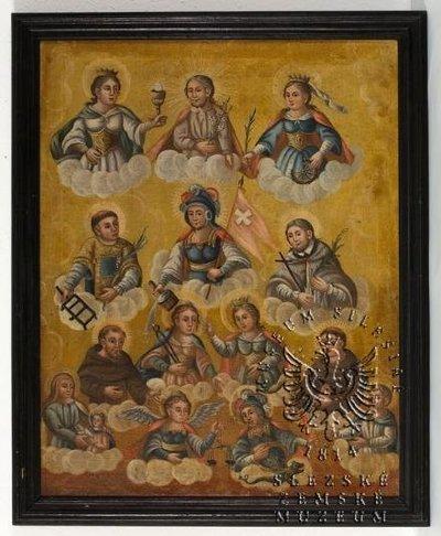 Čtrnáct svatých pomocníků