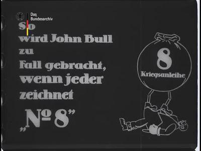 Ein Boxkampf mit John Bull