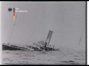 Filmdokumente zur Geschichte der deutschen Marine Teil I: Kaiserliche Marine 1907-1920, U 35 im Mittelmeer 1917
