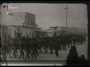 Bei der IV. türkischen Armee in Palästina