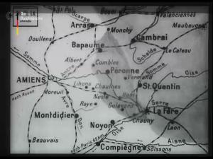 Frühjahrsschlacht 1918 an der Somme