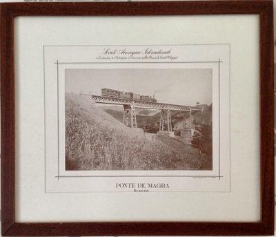 Fotografia: Ponte de Magra / Km.237,835
