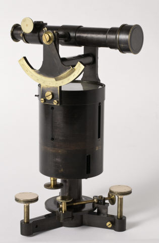 Pantómetro com luneta