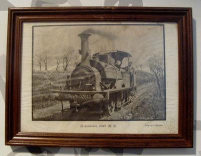 Fotografia: A Locomotiva 2049