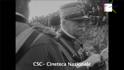RIEVOCAZIONE DELLA GRANDE GUERRA D'ITALIA
