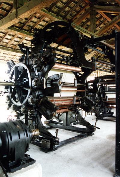 Macchina rotativa per stampa a 8 cilindri