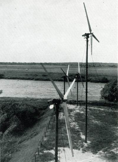 Impianto eolico Allgaier