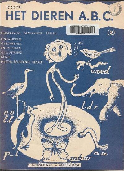 Het Dieren A.B.C. (Band II)