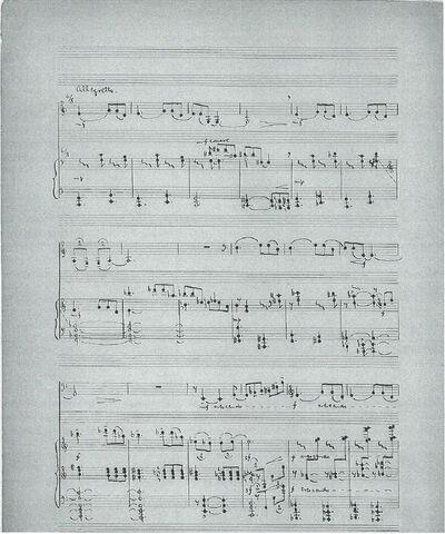 Kompozició kürtre ès zongorara