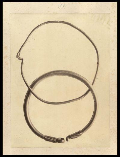 Anello di Petrosa con iscrizione runica