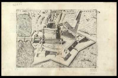 Il castello di sant'Angelo