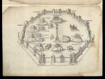 Servius deinde Tullius octo regionum, et portarum suam fecit, et auxit / [M. Fabio Calvo]