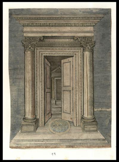Porta de s. Cosmo et Damiano / AV