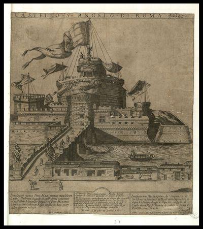 Castello S. Angelo di Roma