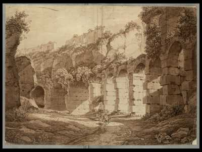 [Ruderi del Colosseo] / Reinhart f