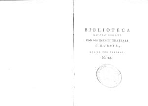 24: Capi d'opera di Voltaire