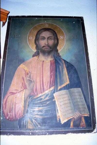 Ιερά εικόνα Παντοκράτορος