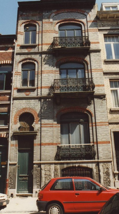 Rue Baron Lambert 34