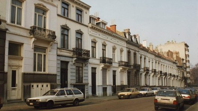 Rue Dekens 11, 13, 15, 17, 19, 21, 23, 25, 27, 29, 31