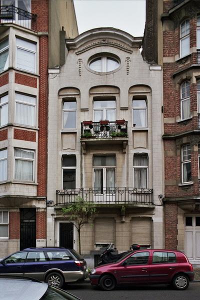 Rue Franz Merjay 68