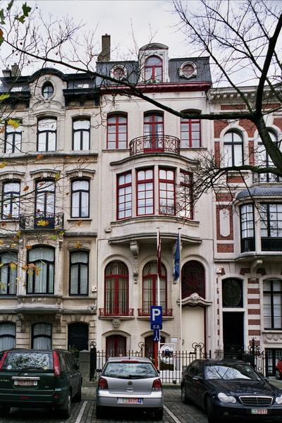 Avenue Molière 158