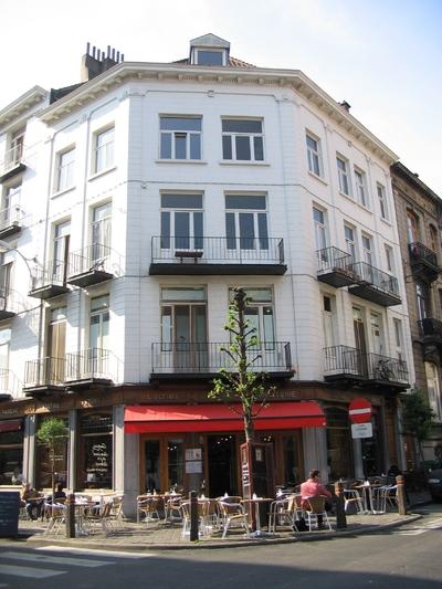 Rue Saint-Boniface 14,  Rue Ernest Solvay 15