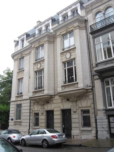 Rue Vilain XIIII 2-4