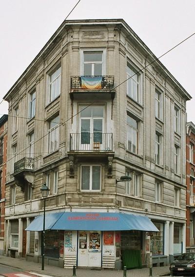 Rue d'Espagne 83,  Rue Moris 21, 23