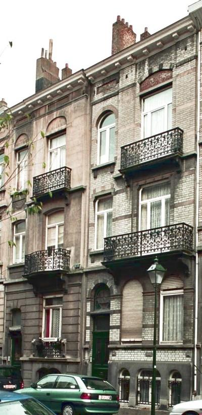 Rue Henri Wafelaerts 16, 18